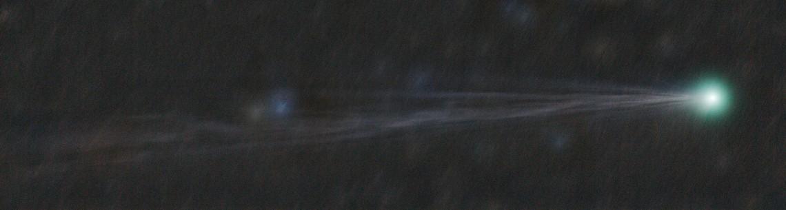Comet Lovejoy - January 16, 2015