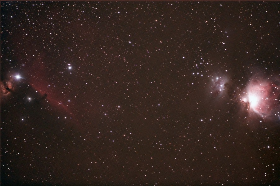 Orion Widefield February 7, 2008