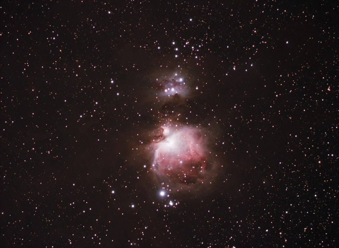 Orion Nebula May 29, 2008