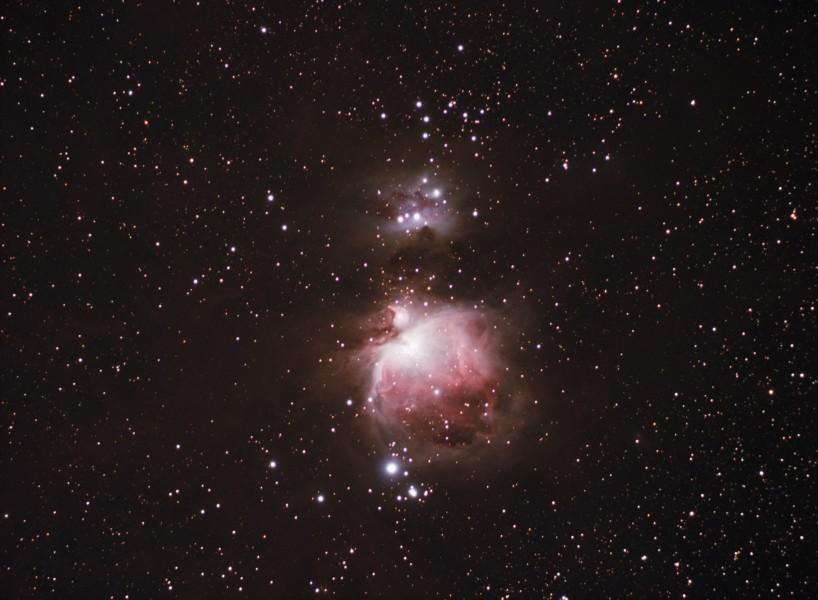 Orion Nebula May 29, 2008