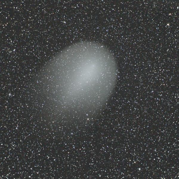 Comet Holmes - June 17, 2008