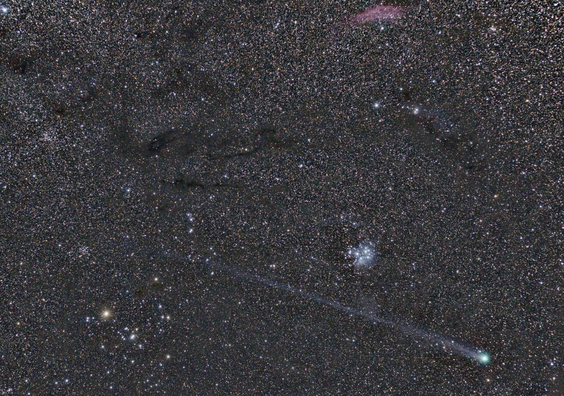 Comet Lovejoy - January 17, 2015