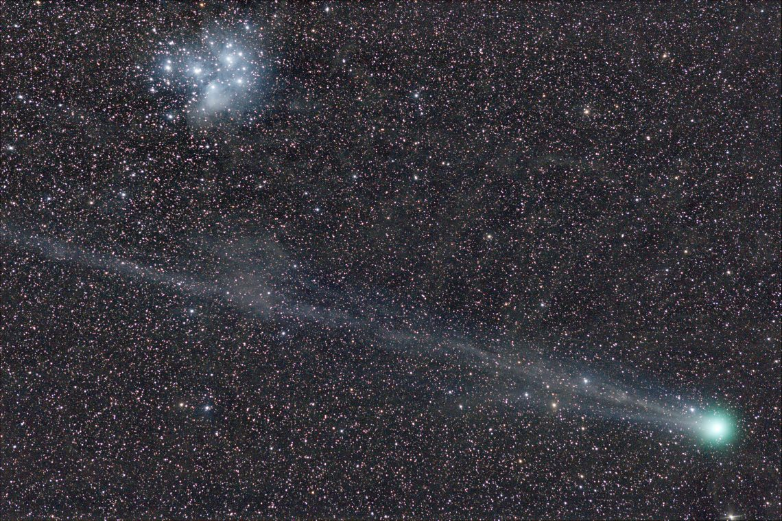 Comet Lovejoy - January 17, 2015