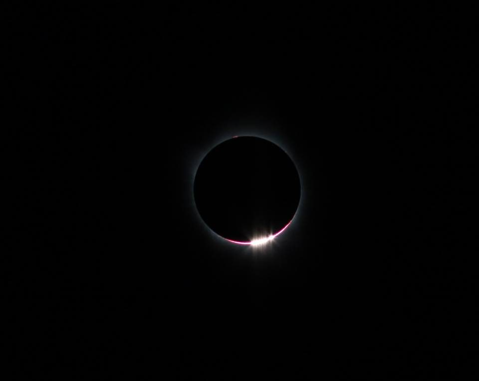 Total Solar Eclipse - August 21, 2017